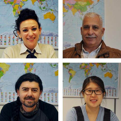 Lees de getuigenissen van cursisten van CVO Volt over hun lessen Nederlands